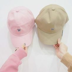 Seoul Homme - Couple Embroidered Baseball Cap