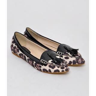 yeswalker - Leopard Print Loafers