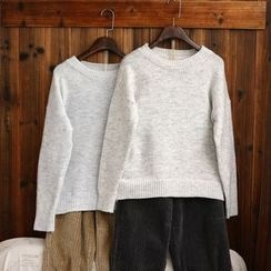 tete - 混色毛衣