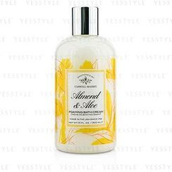 Caswell Massey - Almond and Aloe Foaming Bath Cream