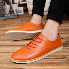 BINSHOU - Plain Sneakers