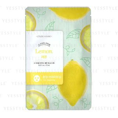 Etude House - New I Need You, Lemon! Mask Sheet
