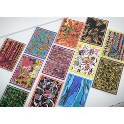 Sakroots - Sakroots - Artist Circle Note Cards