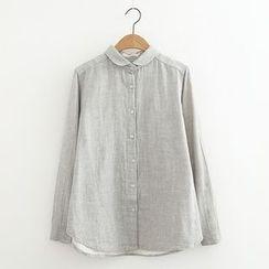 MAOMAO - 麻布衬衫