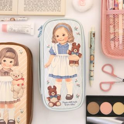 iswas - 'Paper Doll' Series Pouch - (S)