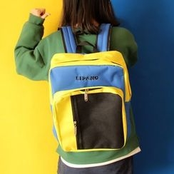 Bolso - Color Block Backpack