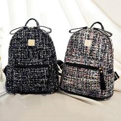 Youme - Tweed Backpack