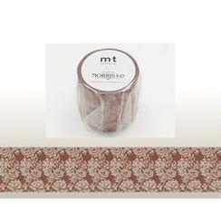 mt - mt Masking Tape : mt×artist series William Morris Chrysanthemum