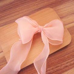 KOSUKE - Ribbon Hair Tie / Hair Pin