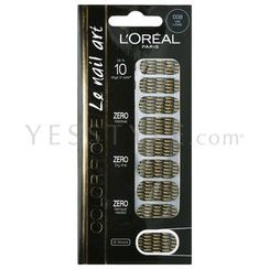 L'Oreal - Color Riche Le Nail Art #008 Or Lame