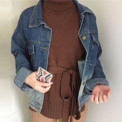 Dute - Gradient Denim Jacket