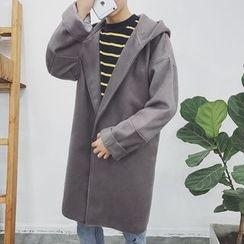 Hansler - Hooded Long Coat