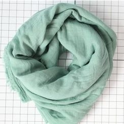Ms Bean - Linen Cotton Scarf