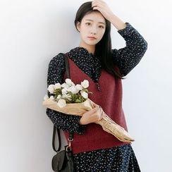 Forest Girl - Plain Knit Vest