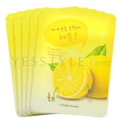 Etude House - I Need You, Lemon! Mask Sheet