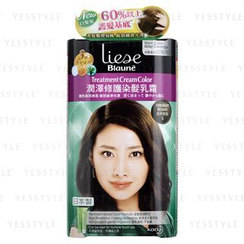 Kao - Liese Blaune Treatment Cream Color (Medium Brown)