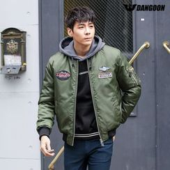 DANGOON - Appliqué Flight Jacket