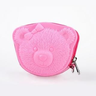 Adamo 3D Bag Original - Bow Bear 3D Coin Purse
