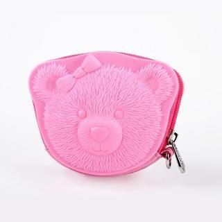 Adamo 3D Bag Original - Bow Bear 3D Coin Purse
