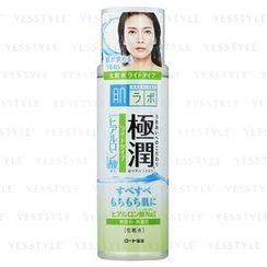 Mentholatum 曼秀雷敦 - 肌研極潤透明質酸保濕化妝水 (清爽)