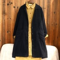 tete - Button Coat