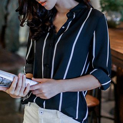 Romantica - Striped Shirt