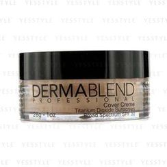 Dermablend - Cover Creme Broad Spectrum SPF 30 (High Color Coverage) - Natural Beige