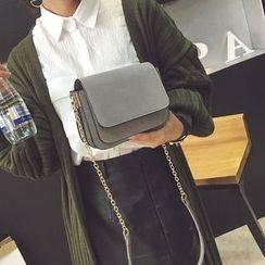 Secret Garden - Chain Strap Shoulder Bag