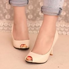 IYATO - Peep-Toe Pumps