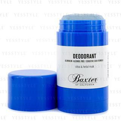 Baxter Of California - Deodorant - Alcohol Free (Sensitive Skin Formula)