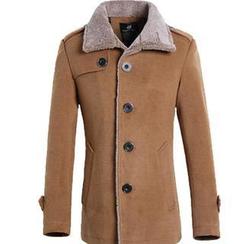 Alvicio - Buttoned Coat