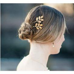 Calypso - Leaf Hair Clip