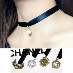 HEDGY - Vintage Choker