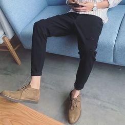 子俊 - 仿旧锥形裤