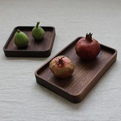 Goodwood - Wooden Food Tray - Square / Rectangular