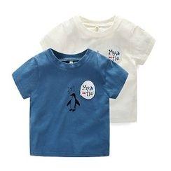 WellKids - 儿童印花T恤