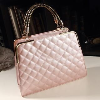 Miss Sweety - Quilted Tote