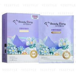 My Beauty Diary - Alps Edelweiss Ultra Repairing Mask