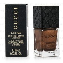 Gucci 古芝 - Bold High Gloss Nail Lacquer (#180 Iconic Bronze)