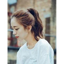 pinkage - 馬尾辮 - 卷髮