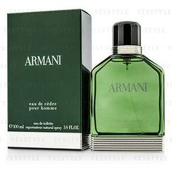Giorgio Armani 喬治亞曼尼 - Armani Eau De Cedre Eau De Toilette Spray