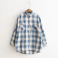 Tangi - Check Shirt