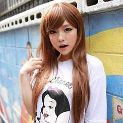 GABALMANIA - Long Full Wig  - Straight