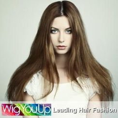 WigYouUp - Lace front Wig - Long Straight
