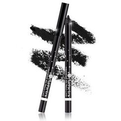 y.e.t - Clubpartra Waterproof Gel Pencil Liner (#01 Real Black)