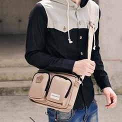 SeventyAge - Suede Crossbody Bag