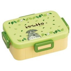 Skater - My Neighbor Totoro 4 Lock Lunch Box (Green)