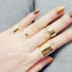 Clair Fashion - Set of 4: Rings