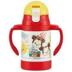 Skater - Tsum Tsum Stainless Mug Bottle 240ml for Kids