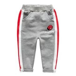 Kido - Kids Striped Sweatpants